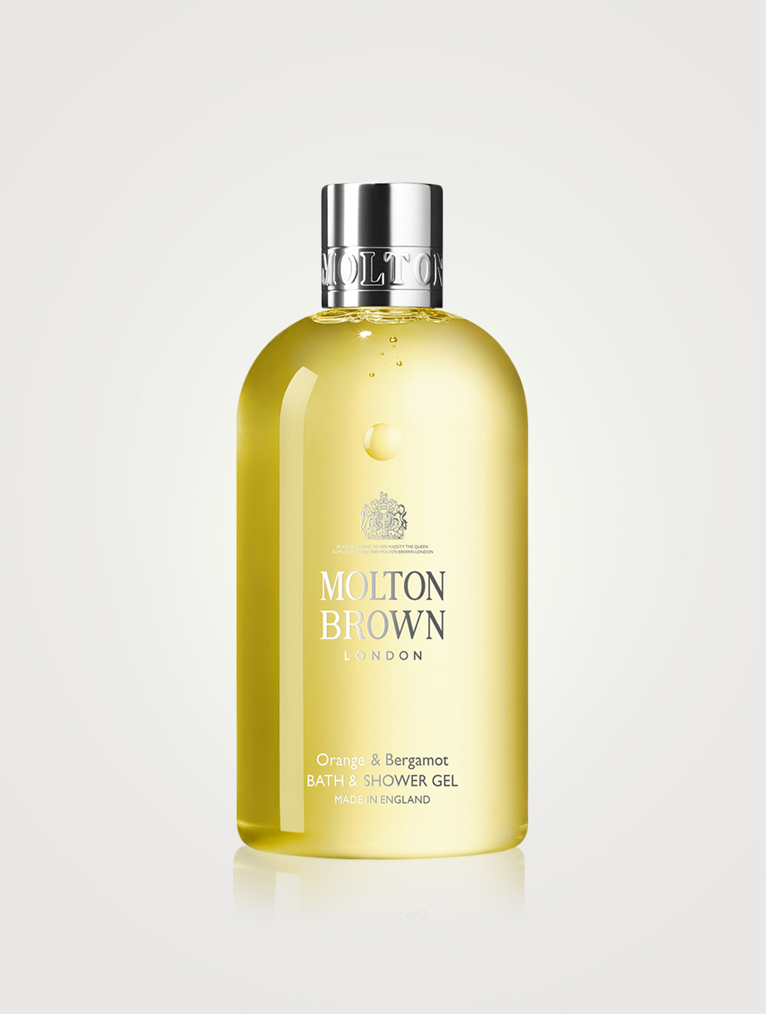 MOLTON BROWN Gel douche Orange & Bergamot Beauté