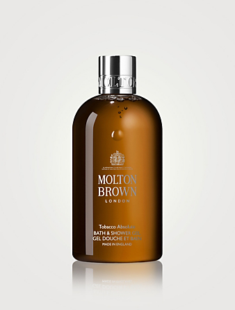 MOLTON BROWN Tobacco Absolute Bath & Shower Gel Beauty