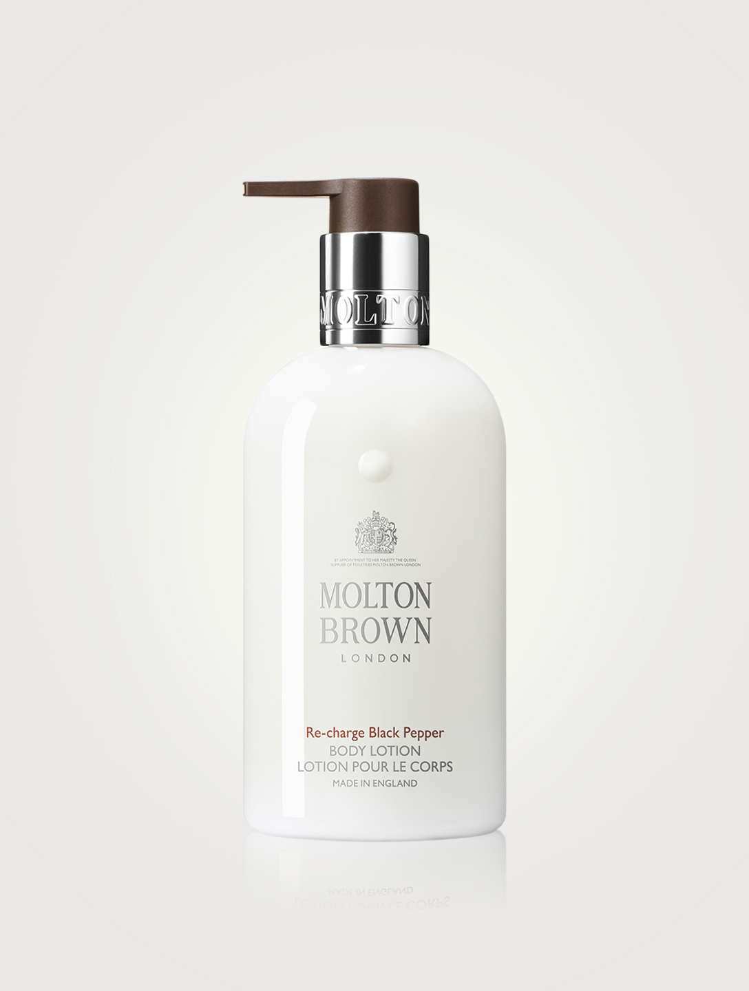 MOLTON BROWN Re-charge Black Pepper Body Lotion Beauty
