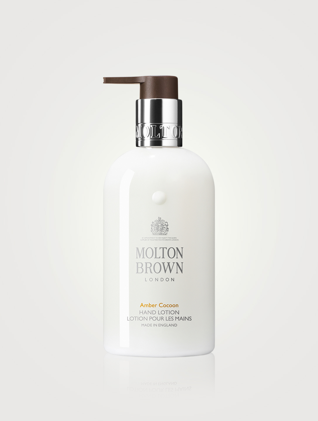 MOLTON BROWN Amber Cocoon Hand Lotion Beauty