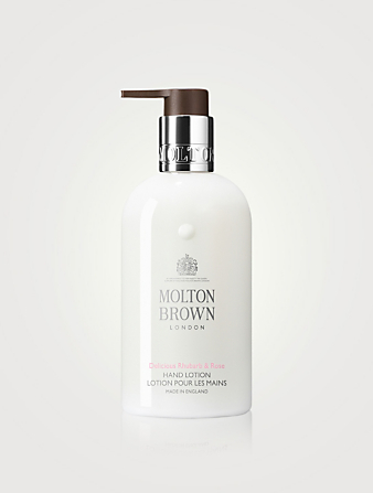 MOLTON BROWN Delicious Rhubarb & Rose Hand Lotion Beauty