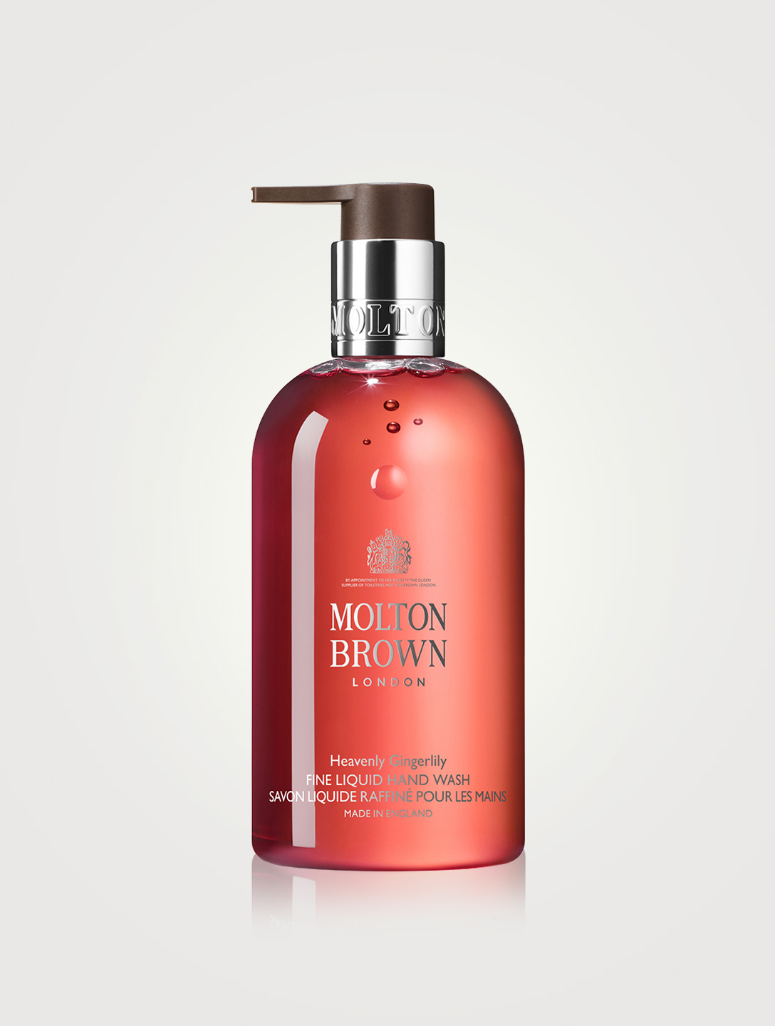 MOLTON BROWN Heavenly Gingerlily Fine Liquid Hand Wash Beauty