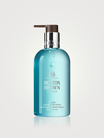 MOLTON BROWN Coastal Cypress & Sea Fennel Fine Liquid Hand Wash Beauty
