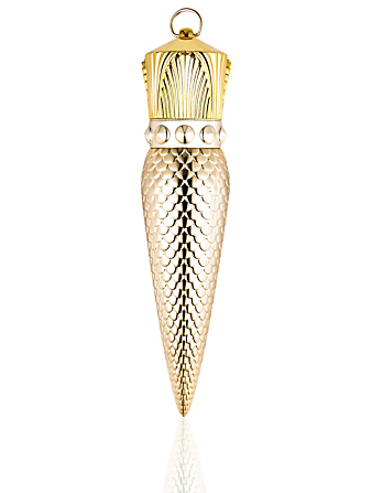 CHRISTIAN LOUBOUTIN Sheer Voile Lip Colour Beauty Brown