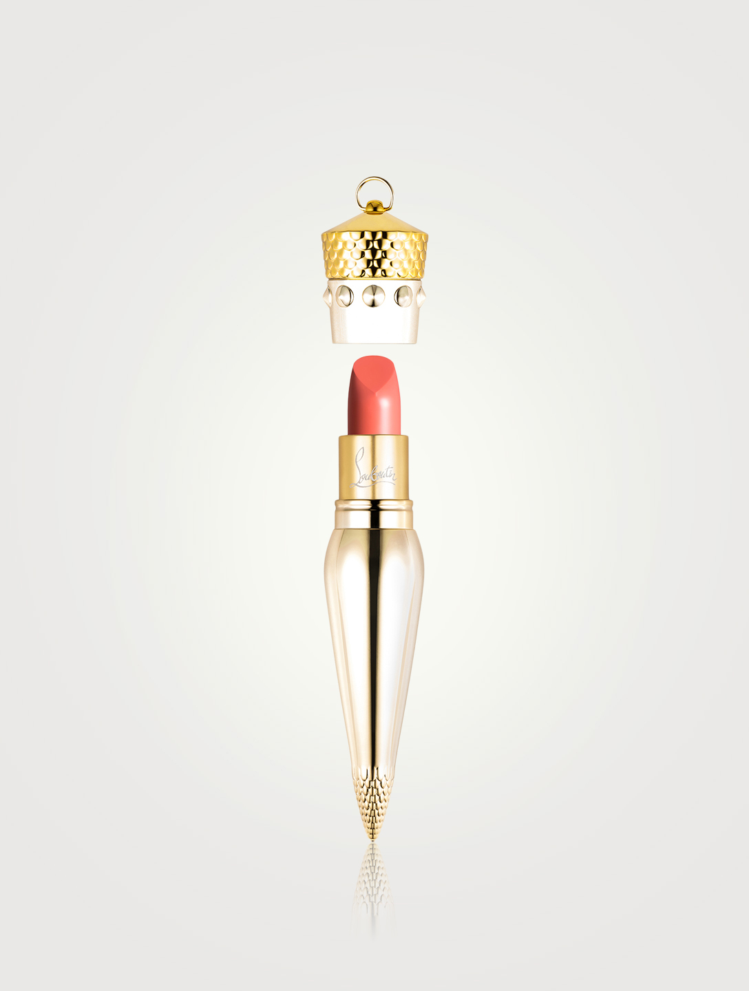 CHRISTIAN LOUBOUTIN Silky Satin Lip Colour Beauty Orange