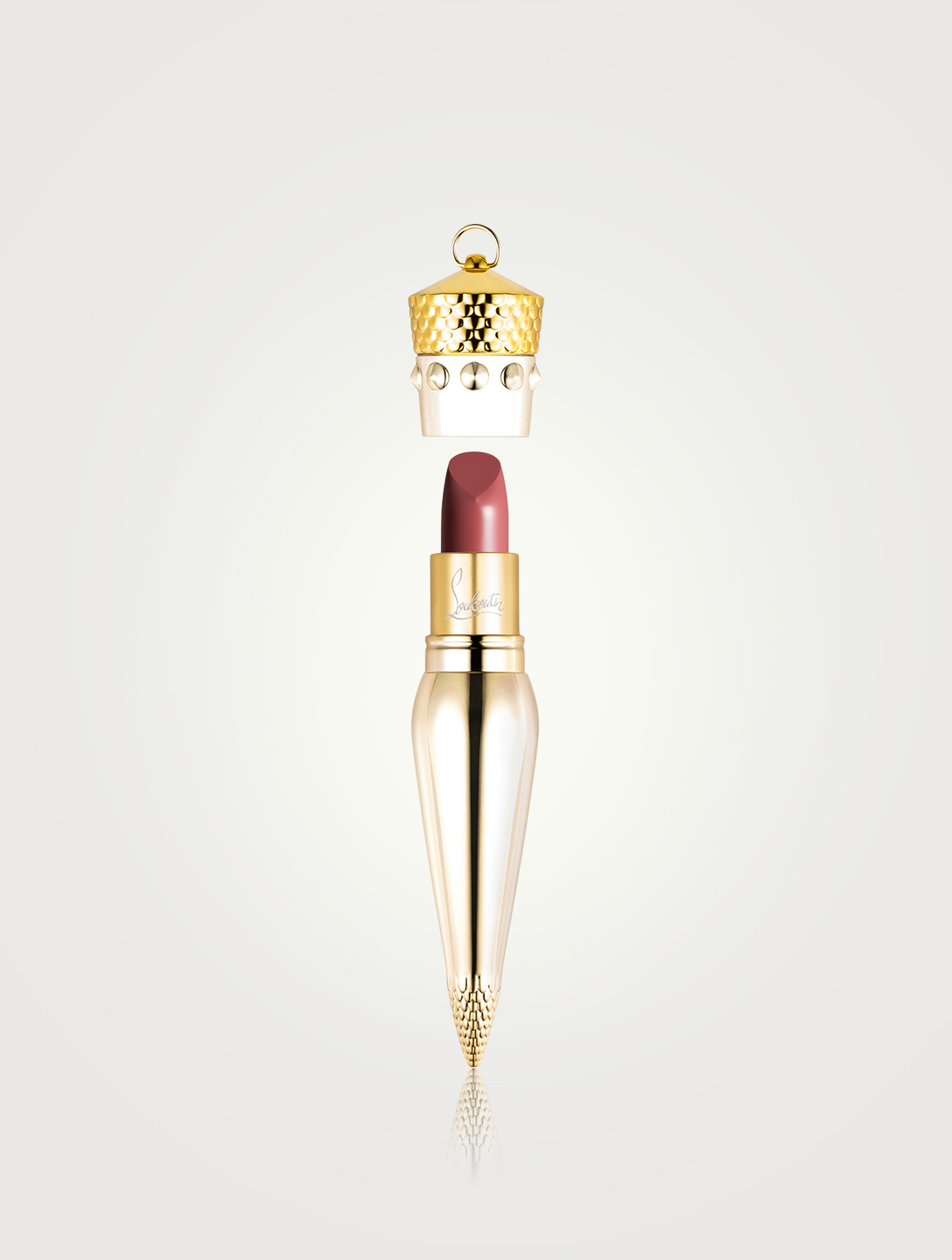 CHRISTIAN LOUBOUTIN Silky Satin Lip Colour Beauty Pink