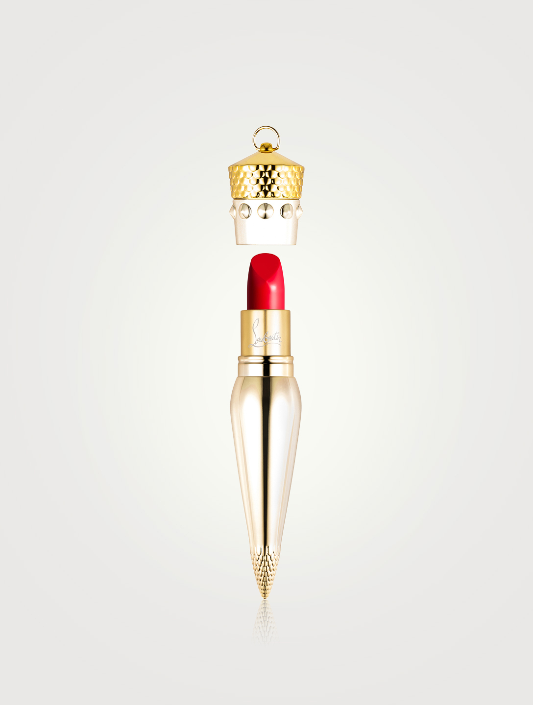 CHRISTIAN LOUBOUTIN Silky Satin Lip Colour Beauty Red