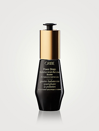 ORIBE Gouttes hydratantes neutralisant la pollution Power Drop Beauté