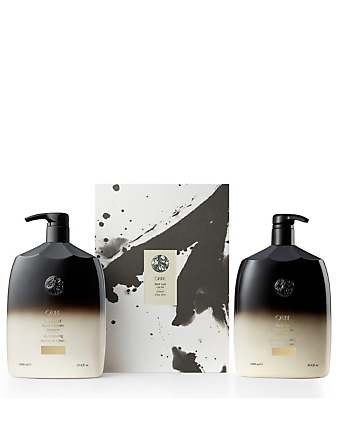 ORIBE Gold Lust Litre Set - Holiday Edition Beauty
