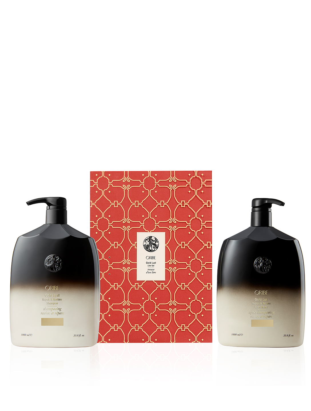 ORIBE Gold Lust Litre Set - Chinese New Year Edition Beauty