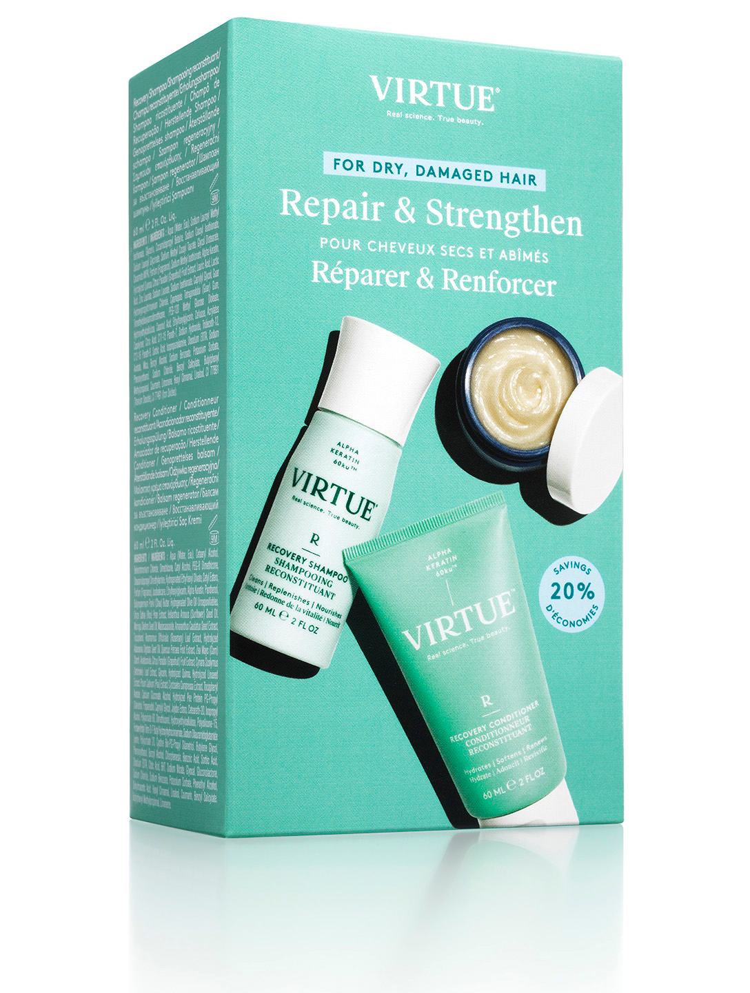 VIRTUE Recovery Discovery Kit Beauty