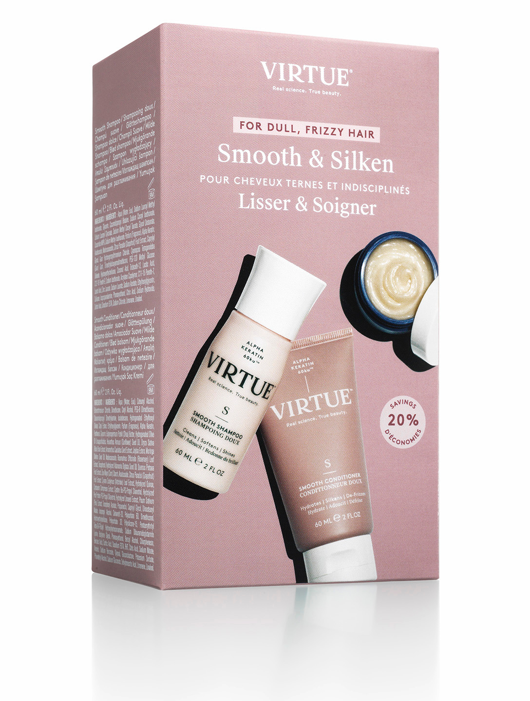 VIRTUE Smooth Discovery Kit Beauty
