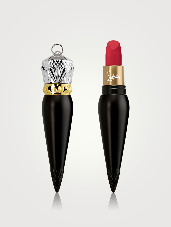 nouveau style ce1c8 0bd13 CHRISTIAN LOUBOUTIN Rouge Louboutin Velvet Matte Lip Colour ...