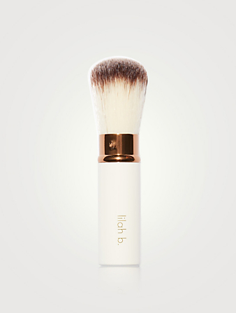 LILAH B. Retractable Bronzer Brush Beauty