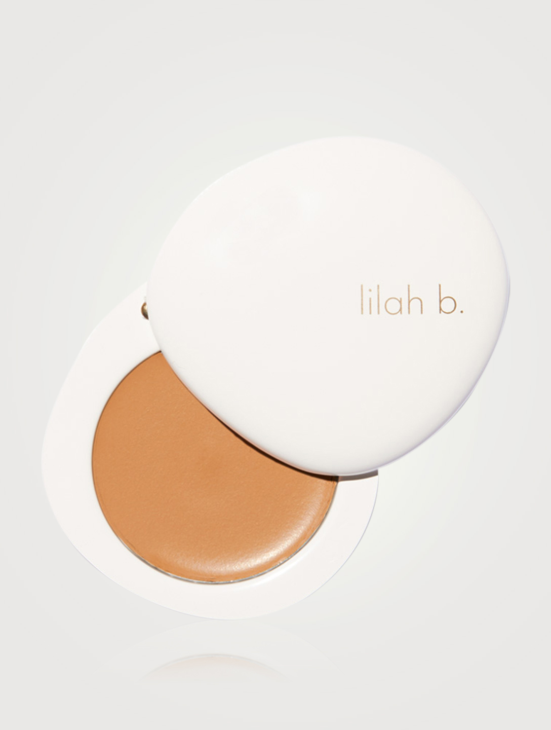 LILAH B. Virtuous Veil Concealer & Eye Primer Beauty Brown