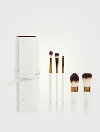 LILAH B. Lets Face It Brush Roll Beauty