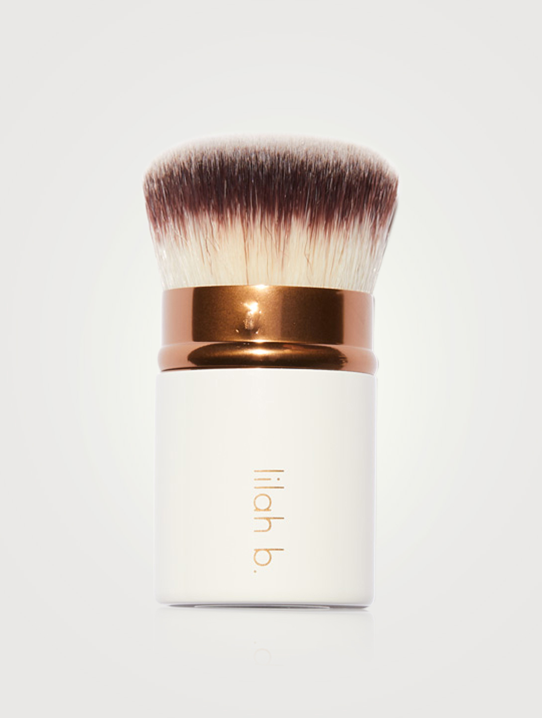 LILAH B. #6 Retractable Créme Foundation Brush Beauty
