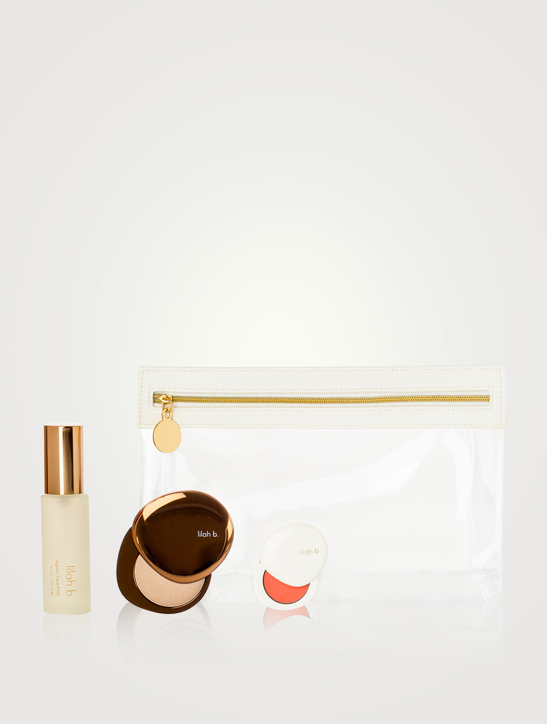 LILAH B. Summer Glow Getter Set Beauty