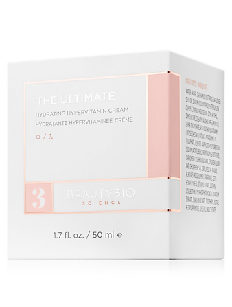BEAUTYBIO The Ultimate Hydrating Hypervitamin Cream Beauty