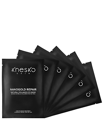KNESKO Nanogold Repair Natural Collagen Eye Mask Beauty
