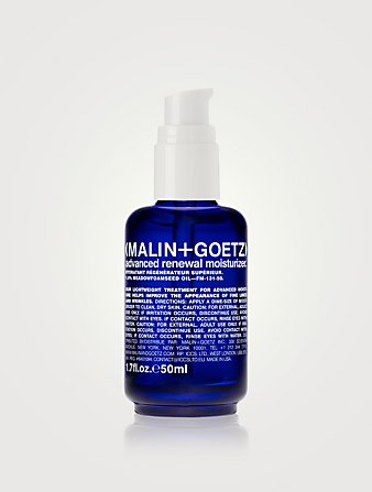 MALIN + GOETZ advanced renewal moisturizer Beauty