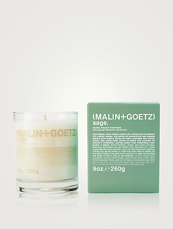 MALIN + GOETZ sage candle Beauty