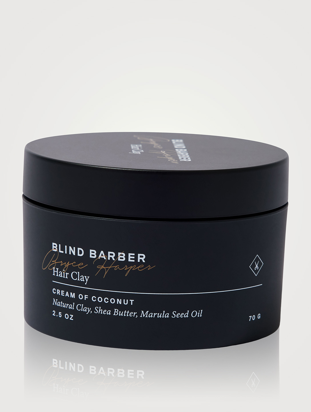 BLIND BARBER Bryce Harper Hair Clay Beauty