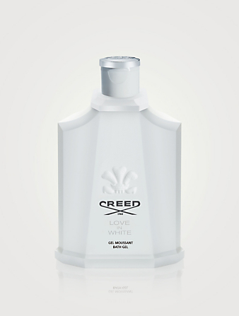 CREED Gel moussant Love In White Beauté