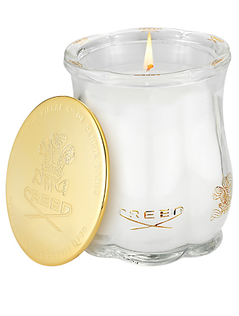 CREED Silver Mountain Water Candle Beauty