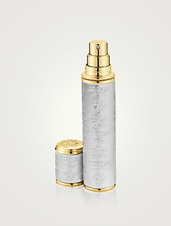 CREED Mini Leather Atomizer Beauty Metallic