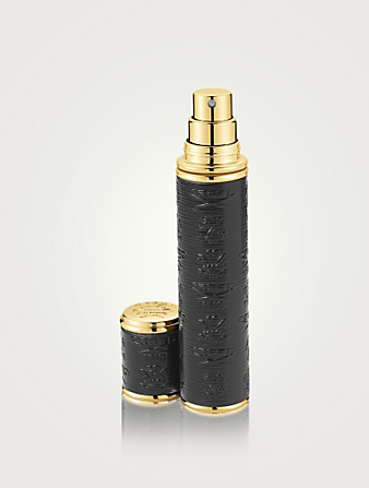 CREED Mini Leather Atomizer Beauty Black