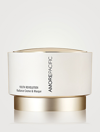 AMOREPACIFIC Youth Revolution Radiance Cream And Mask Beauty