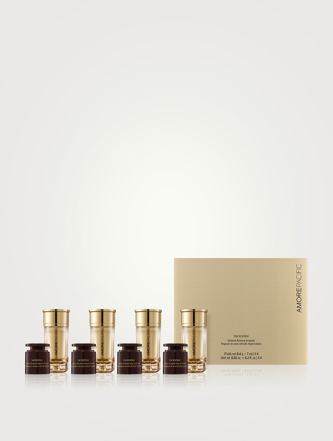AMOREPACIFIC Time Response Intensive Renewal Ampoule Beauty