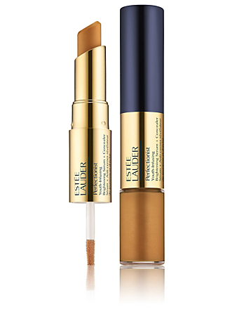 ESTÉE LAUDER Perfectionist Youth-Infusing Brightening Serum + Concealer Beauty Brown