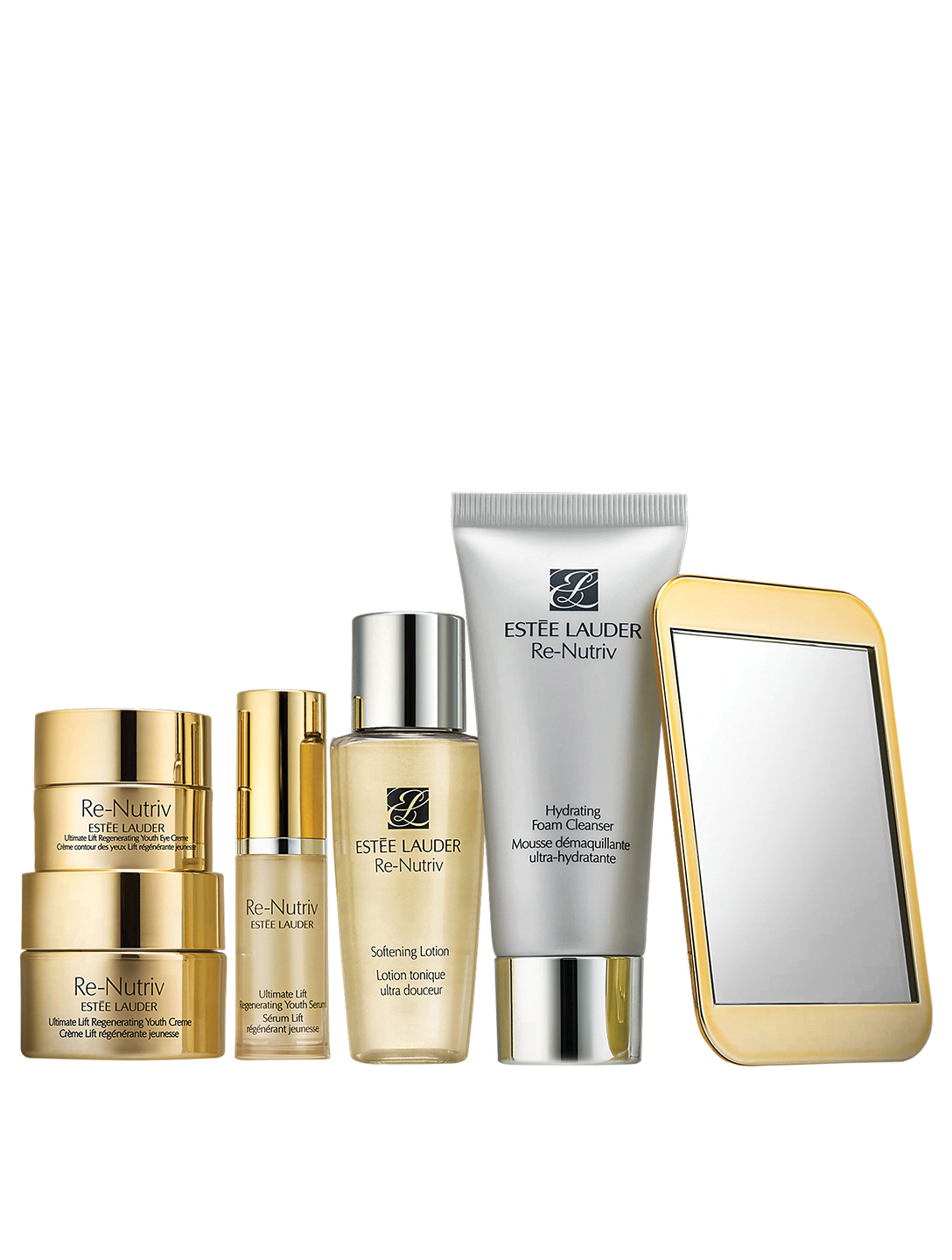 ESTÉE LAUDER ReNutriv Ultimate Youth Regenerating Travel Set Beauty