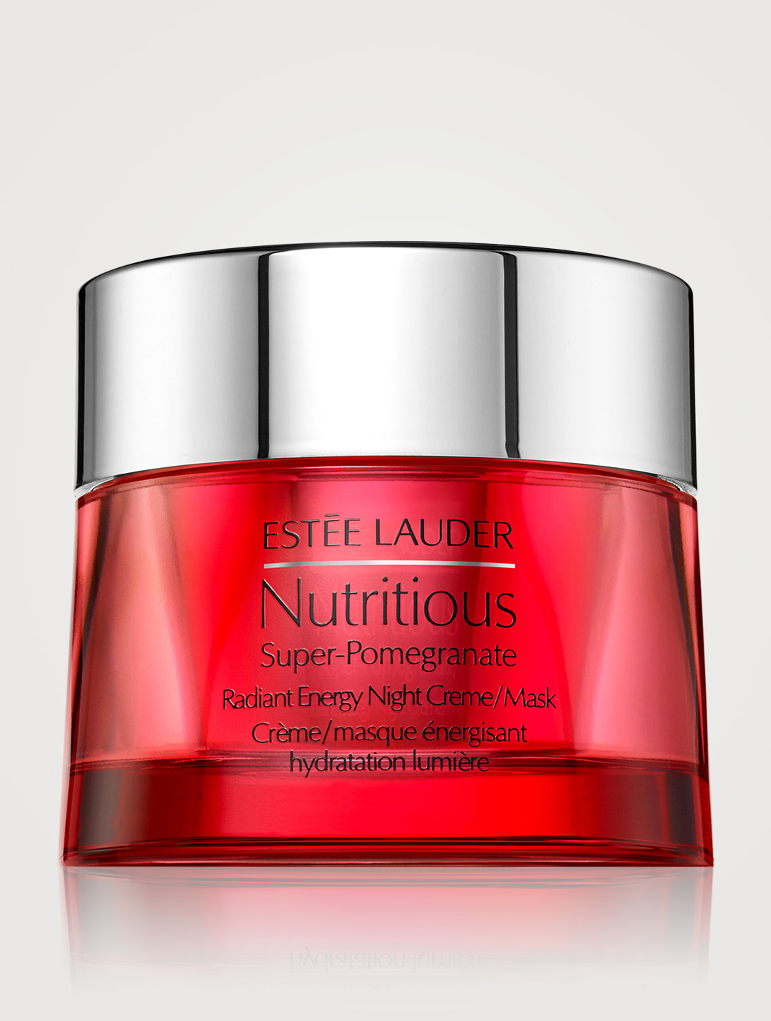ESTÉE LAUDER Nutritious Super-Pomegranate Radiant Energy Night Cream/Mask Beauty