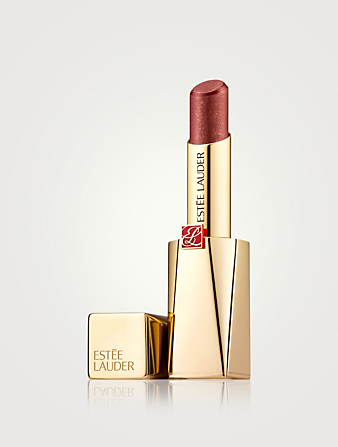 ESTÉE LAUDER Pure Colour Desire Rouge Excess Lipstick Beauty Brown