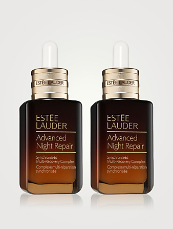 ESTÉE LAUDER Complexe multi-réparation synchronisée Advanced Night Repair, format duo Beauté