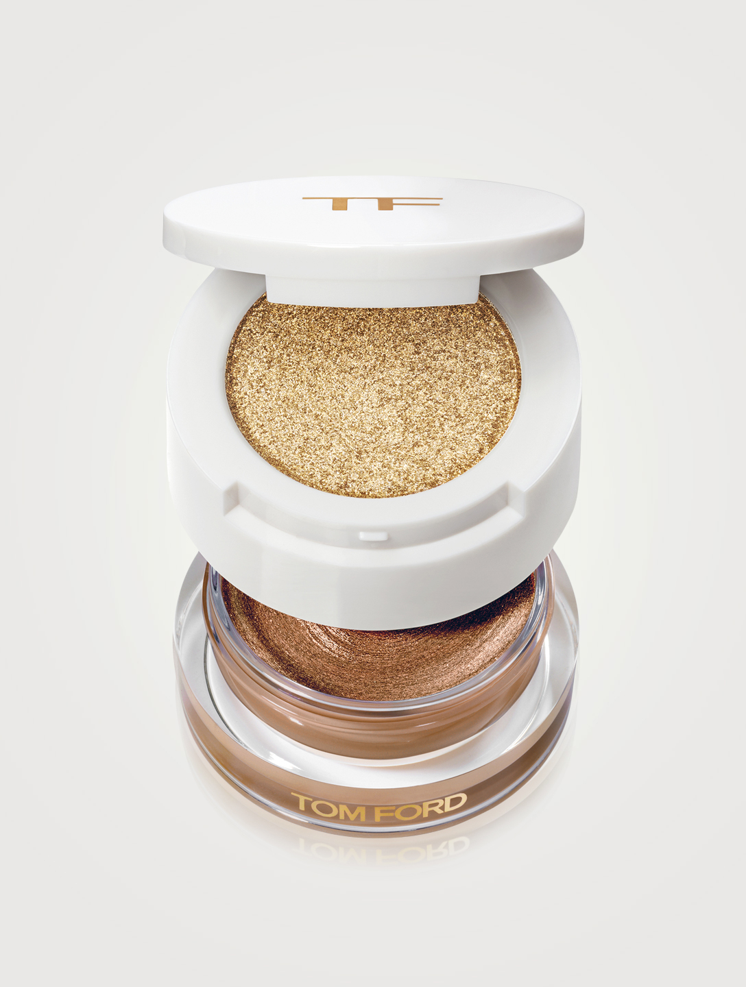 TOM FORD Cream and Powder Eye Color Beauty Bronze