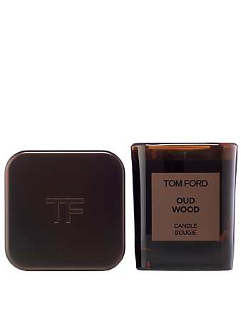 TOM FORD Bougie Oud Wood de la collection Private Blend Beauté