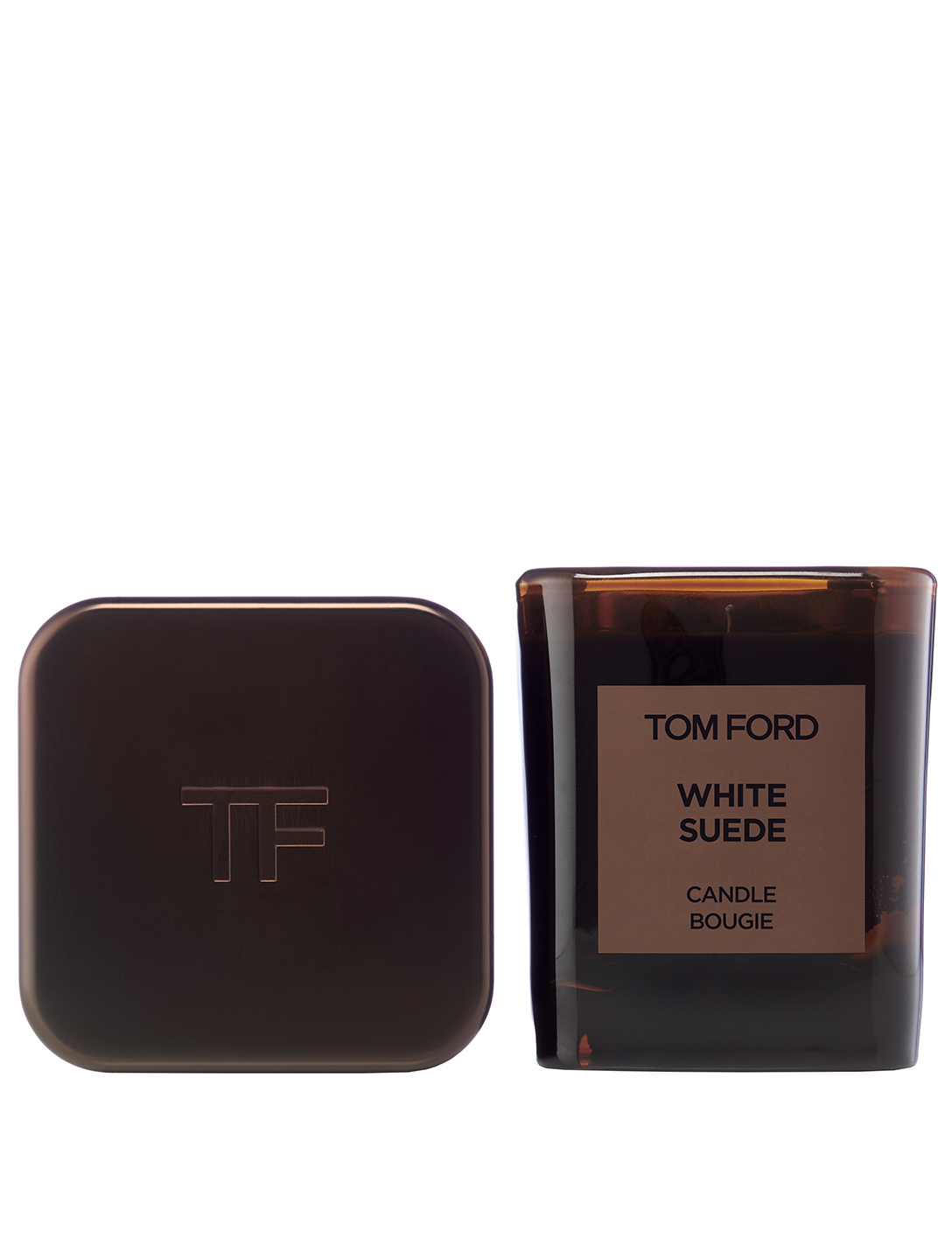 TOM FORD White Suede Private Blend Candle Beauty