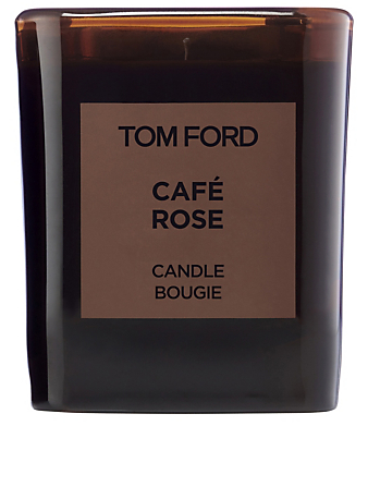 TOM FORD Café Rose Private Blend Candle Beauty