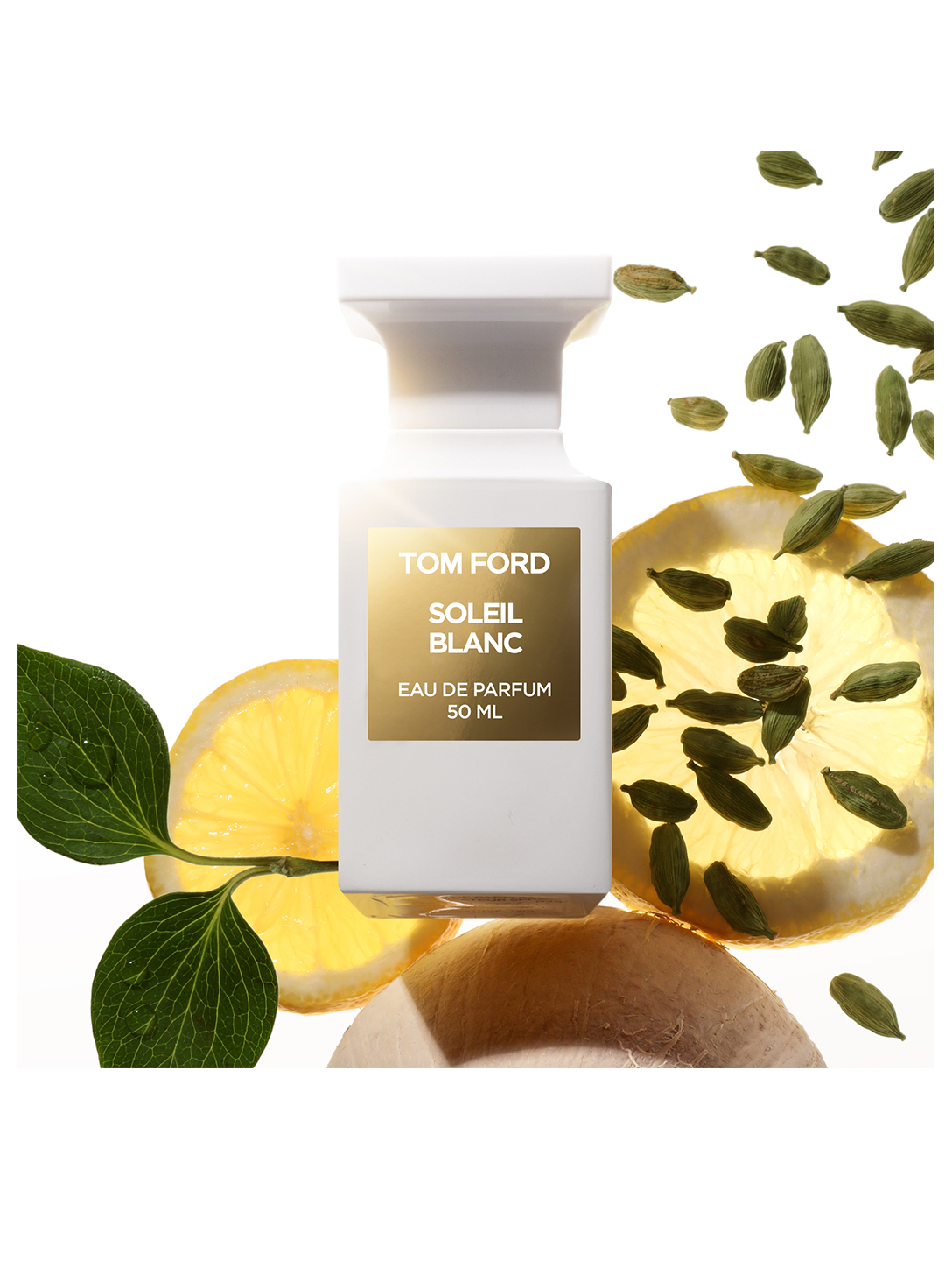 TOM FORD Soleil Blanc All Over Body Spray Beauty