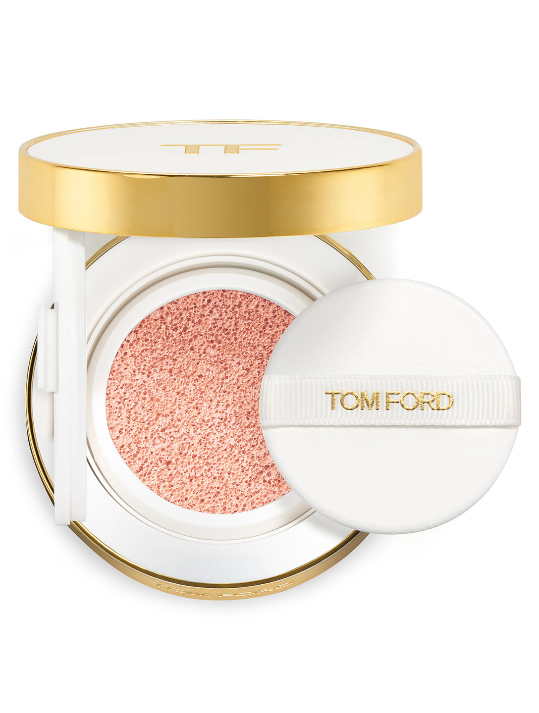 TOM FORD Soleil Glow Tone Up Foundation Hydrating Cushion Compact SPF 45 Beauty Neutral