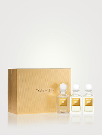 TOM FORD Musk Collection Mini Decanter Set - Limited Edition Beauty