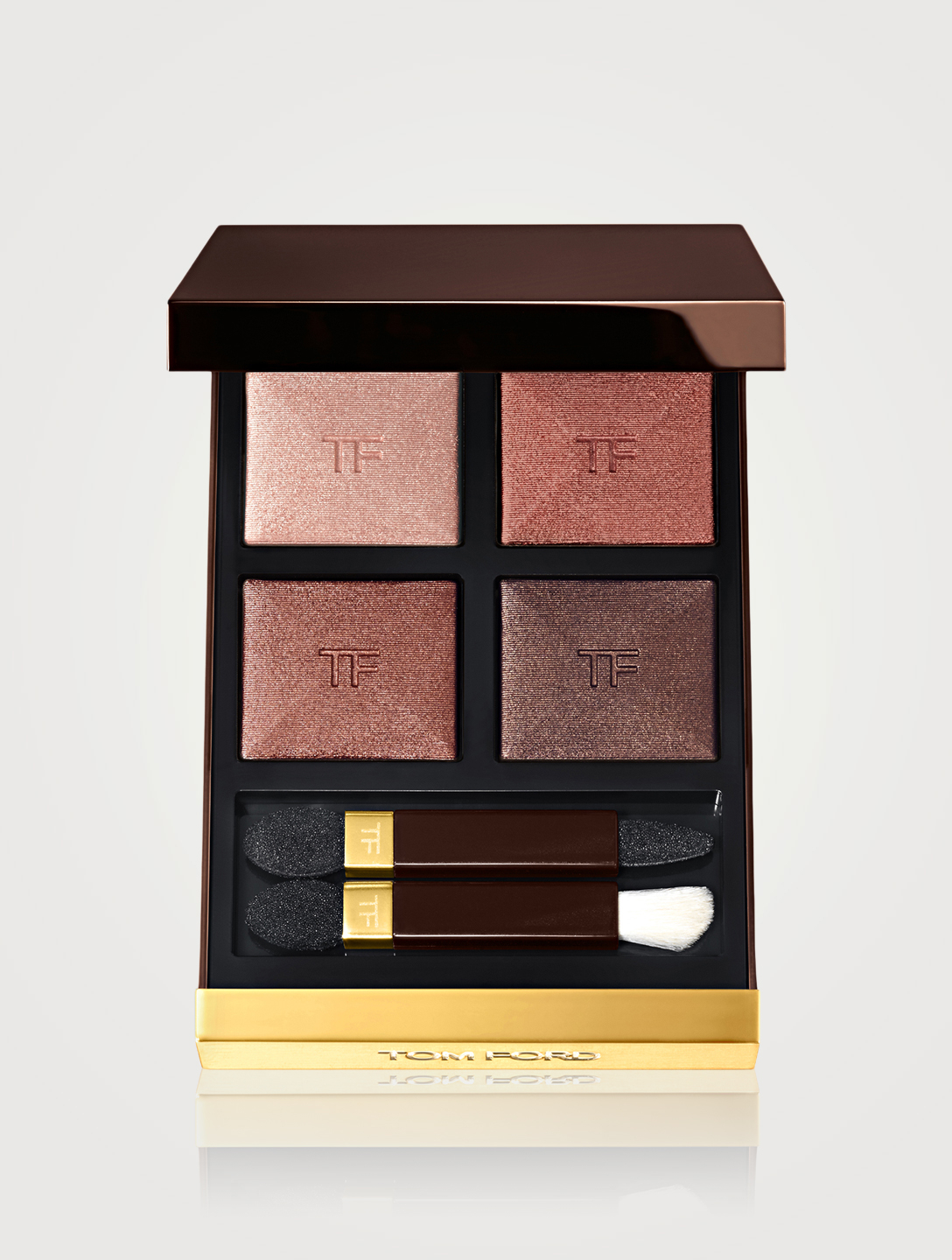 TOM FORD Eye Color Quad Beauty Brown