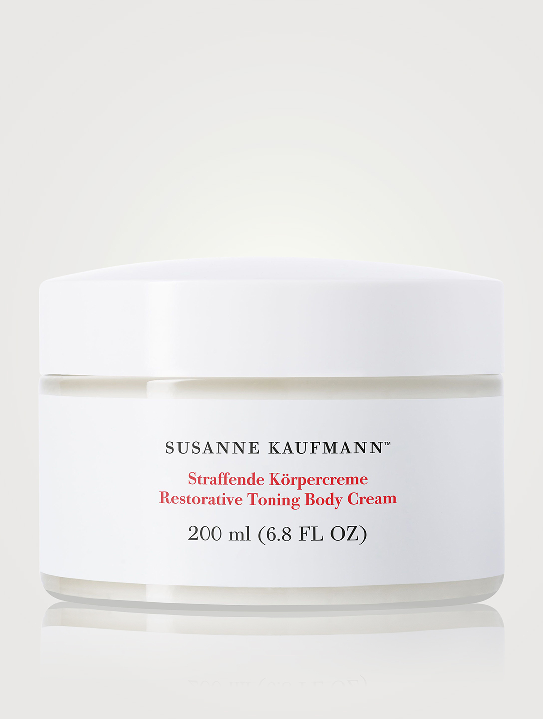 SUSANNE KAUFMANN Restorative Toning Body Cream Beauty