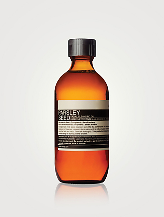 AESOP Parsley Seed Facial Cleansing Oil Beauty