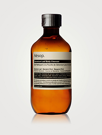AESOP Geranium Leaf Body Cleanser Beauty