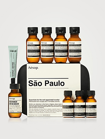 AESOP Sao Paulo City Kit Beauty